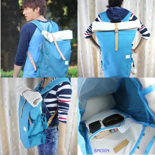 Heirs Lee Min Ho Backpack Mwomwogikshop
