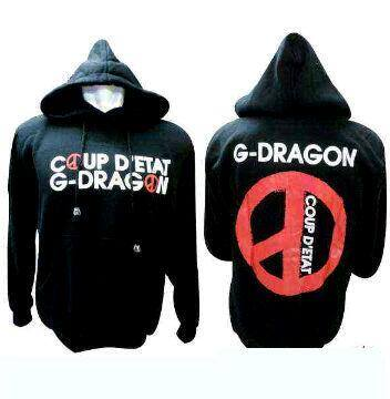 PO  G-DRAGON COU...G Dragon 2013 Coup Detat